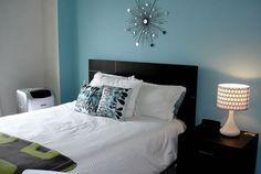 Colorare ed arredare la camera da letto moderna