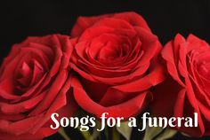 A comprehensive list of songs and hymns suitable for using at a funeral or memorial service. Links to some backing tracks also provided. Funeral Memorial, Memorial Gifts, Memorial Ideas, Funeral Music, Funeral Verses, Funeral Planning, Funeral Ideas, My Chains Are Gone, Casket Flowers