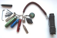 EDC Keychain  (every day carry)