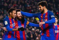 Barcelona 4 - 2 ValenciaCompetition: La LigaDate: 19 March 2017Stadium: Camp Nou (Barcelona)
