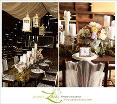 country wedding decorations | Shabby Chic Wedding Mockup « Jessica Zais Photography