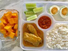 Bento Ideas, Bears, Lunch Box, Husband, Asian, Food, Essen, Bento Box, Meals