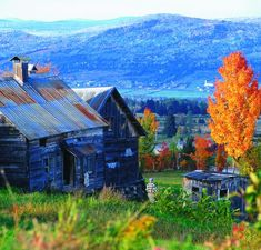 Charlevoix, Quebec. Most beautiful region to travel, scenery is magnificient, villages are jewels !