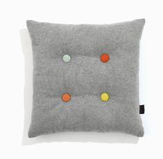 Felt Pillow - Gray - GSelect