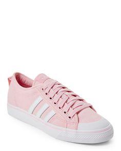 741746f5aa67cb Adidas Wonder Pink Nizza Low-Top Sneakers Adidas