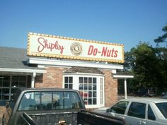 Shipley's Do-Nuts in Greenville, MS...omg...the BEST donuts EVER!!!  I don't go to the delta often but when I do, I ALWAYS make sure I stop at Shipley's!!!  Belinda