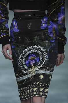 givenchy fw 2011