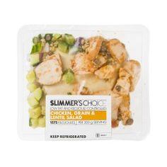 Slimmer's Choice Chicken, Grain & Lentil 300g   Woolworths.co.za Bulgar Wheat, Lentil Salad, Vegetable Salad, Lentils, Potato Salad, Chicken Recipes, Grains, Herbs, Fruit