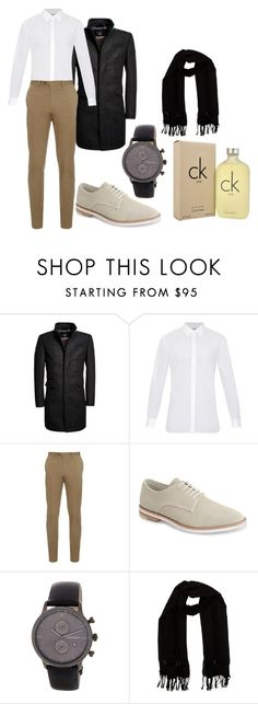 """""""P.5"""" by hannahjerao on Polyvore featuring Superdry, Burberry, Brioni, Calvin Klein, Emporio Armani, Dior Homme, men's fashion and menswear"""