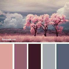 43 Ideas Bedroom Colors Palette Rose For 2020 Colour Pallette, Color Palate, Colour Schemes, Color Combos, Color Patterns, Paint Schemes, Winter Colour Palette, Grey Palette, Winter Colors