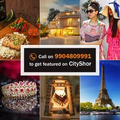 Call on 99048 09991 to get featured on Cityshor  #BestPlaces #Cityshor