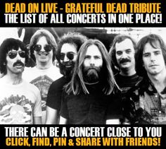 Dead On Live - Grateful Dead Tribute in your city! Concerts dates & tickets. #music, #show, #concerts, #events, #tickets, #Dead On Live - Grateful Dead Tribute, #rock, #tix, #songs, #festival, #artists, #musicians, #popular,  Dead On Live - Grateful Dead Tribute