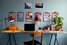 Work space Isabelle McAllister Fantastic Frank
