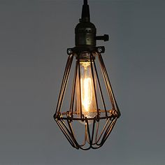 CLAXY Ecopower Industrial Opening and Closing Pendant Lig...