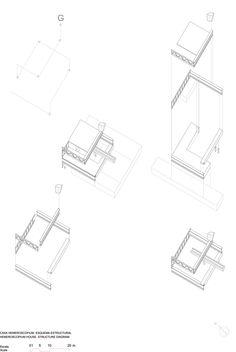 Gallery of Hemeroscopium House / Ensamble Studio - 43 Architecture Drawings, Contemporary Architecture, Architecture Details, Diagram, House, Studio, Gallery, Image, Sun Sets