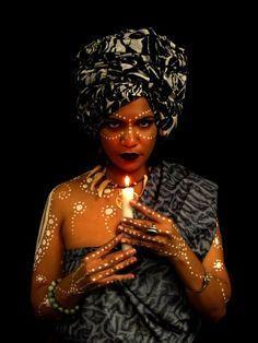 voodoo queen costume diy - Google Search
