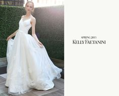 I'm in love with this Gown! .. Now at www.mybridaldiary.net ..   More Amaaazing dresses...