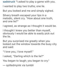 Thought this was lovely and haunting ❤️ Poem Quotes, Sad Quotes, Words Quotes, Sayings, Pretty Words, Beautiful Words, Cool Words, Writing Tips, Writing Prompts
