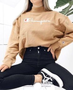 Trendy Fall Outfits, Cute Outfits For School, Trendy Clothes For Women, Teen Fashion Outfits, Mode Outfits, Casual Winter Outfits, Basic Outfits, Cute Highschool Outfits, Stylish Outfits