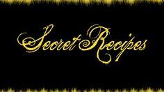 Tons of secret restaurant recipes! YAHOO!