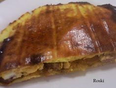 Menu Dieta, Empanadas, I Foods, Health Fitness, Pasta, Healthy Recipes, Breakfast, Desserts, Albondigas