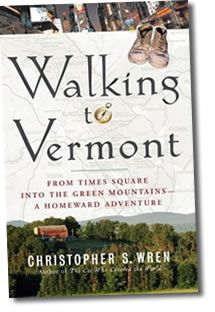 Former foreign correspondent Wren begins retirement by embarking on a 400 mile solo hike. Traveling with a keen curiosity, Wren leaves from Manhattan and saunters northward. As his trek takes him into new states and over mountains, the challenges become as much emotional as physical.  He loses track of time, wakes with the sun, and camps under starry skies. Wren has woven a story that is candid and often downright hilarious.