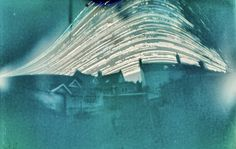 Six-Month Exposure Created In A Beer Can