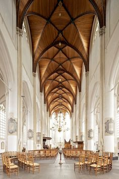 Historic interiors on Behance - - The Effective Pictures We Offer You About contemporary Sacred Architecture A quality picture can tell you many things. You can find the most beautiful Sacred Architecture, Architecture Cool, Religious Architecture, Historical Architecture, Church Interior Design, Church Design, Architecture Religieuse, Modern Church, Chapelle