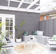 Outdoor living. Three birds renovations