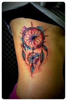 Tattoo Filtro dos Sonhos by Tyago Compiani