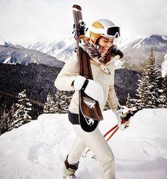 4 - Ski Fashion on Aspen Mountain with Darcy Conover