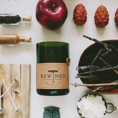 The moment you've all been waiting for...Spiked Cider is now available for Fall! Woohoo! Shop this cozy, fall favorite using the link in our bio #cheers #rewinedspikedcider #fallseasonal