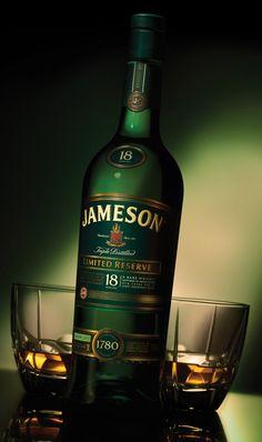 bexsonn:  Jameson Limited Reserve 18yo Whiskey