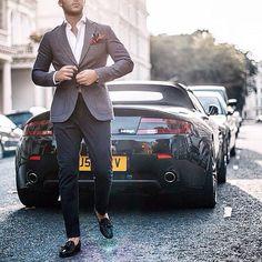Мужские стили или как выглядеть безупречно.