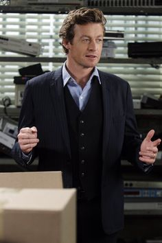 Patrick Jane (The Mentalist)