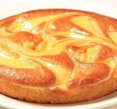 Recept Rychlý piškotový dort s pudinkem