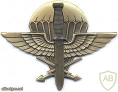 CZECH REPUBLIC 11th Reconnaissance Battalion pocket badge