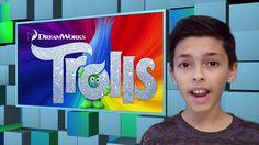 Film Review: Trolls by KIDS FIRST! Film Critic Ryan R. #KIDSFIRST! #Trolls Ryan R, Mike Mitchell, Zooey Deschanel, Anna Kendrick, Film Review, Justin Timberlake, Critic, Dreamworks, Troll
