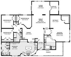 Oakwood Homes Floor Plans Single Wide furthermore 16 X 40 House Plans furthermore 4 Bedroom Double Wide Trailers also 24 X 50 House Plans likewise Floorplan. on 2 bedroom clayton mobile homes