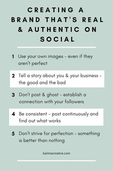 Find out 5 quick things you can do to show up + keep it real online. Personal Branding, Marca Personal, Branding Your Business, Business Tips, Business Website, Business Money, Social Media Marketing Business, Facebook Marketing, Digital Marketing