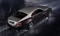 The new Rolls-Royce Wraith is here. Rolls-Royce officially unveiled the new Wraith, a very imposing Coupe which is scheduled to go on sale later this year. Rolls Royce Wraith, Voiture Rolls Royce, Lamborghini, Ferrari, Motor V12, New Rolls Royce, Rolls Royce Cullinan, Rolls Royce Motor Cars, Jaguar Xk
