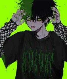 Dark Anime Guys, M Anime, Anime Kawaii, Anime Art, Cute Anime Boy, Anime Boys, Cute Anime Character, Character Art, Dessin Old School