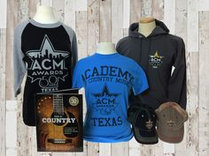 """See the Academy of Country Music Awards like never before in this 50th anniversary commemorative book, """"This is Country: A Backstage Pass to the Academy of Country Music Awards."""" Go backstage with some of your favorite country artists like Reba McEntire, George Strait and Taylor Swift. Buy your copy along with other great ACM Awards merchandise for 50% off from Cracker Barrel Old Country Store starting April 14 (available in-stores only). @acmawards #ACMawards50"""