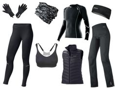 Sports and Fitness: Cold Weather Running