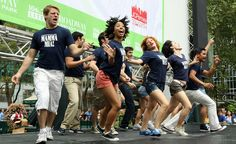 Tomorrow, August 9th, in Bryant Park - catch a free performance from some of the most popular shows on Broadway - featuring the casts of Chicago, Rebecca, Evita, and Rent! - 12:30pm-1:30pm on the Lawn