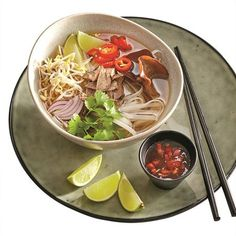 Pho Bo, Japchae, Food And Drink, Menu, Ethnic Recipes, Per Diem, Asia, Menu Board Design