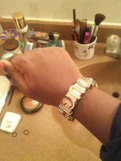BCBGENERATION Affirmation bracelet