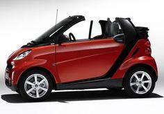 Convertible Smart Car