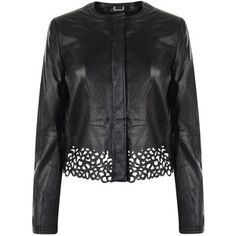 laser cut leather jacket - Google-haku