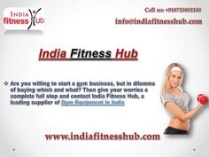 Buy Home Gym Equipment Online at India Fitness Hub  #Online_Sports_India  #Gym_Equipment_India  #Fitness_Equipments_India